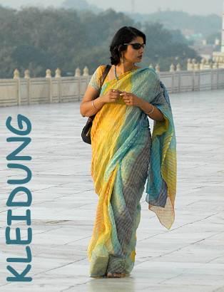 huge discount a468c c8da5 Ingrids-Welt: Indien - Kunst und Kultur - Indische Kleidung